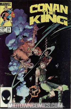 Conan The King #24
