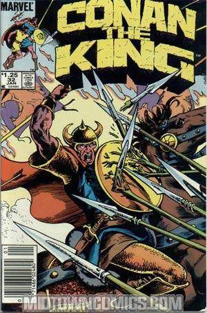Conan The King #32