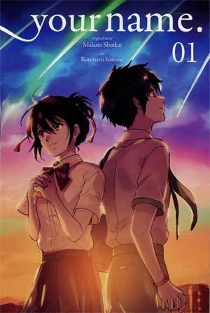 Your Name Vol 1 GN