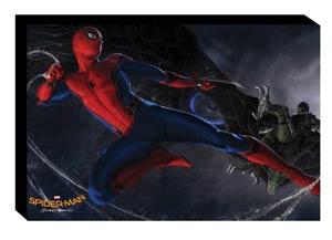 Art Of Spider-Man Homecoming Slipcase HC