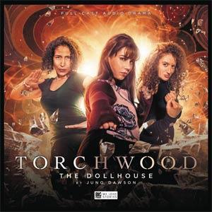 Torchwood Dollhouse Audio CD