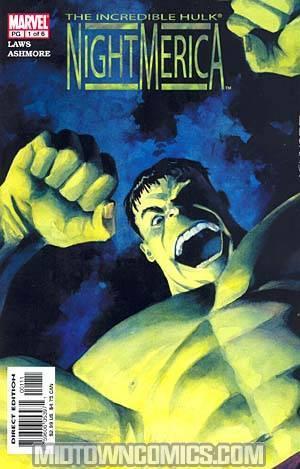 Hulk Nightmerica #1