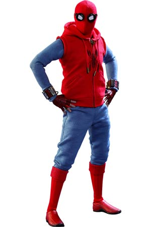 Spider-Man Homecoming Homemade Suit 11.25-inch Action Figure