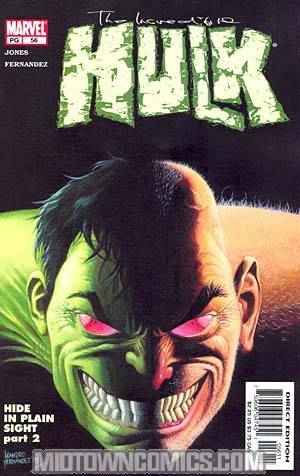 Incredible Hulk Vol 2 #56