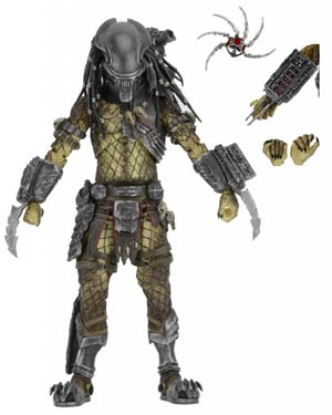 Predator Series 17 Serpent Hunter 7-inch Action Figure