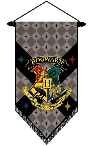 Harry Potter Wall Scroll - Hogwarts
