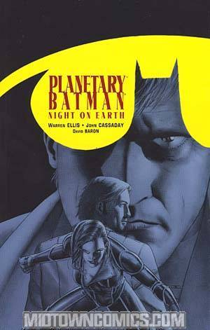 Planetary Batman Night On Earth