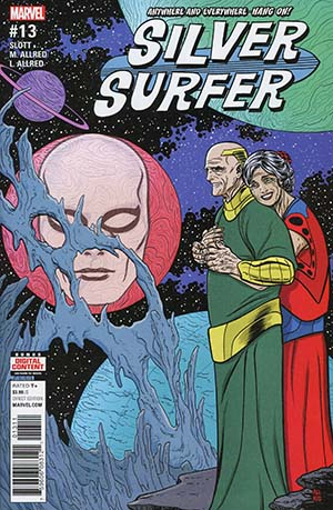 Silver Surfer Vol 7 #13