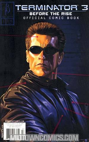 Terminator 3 #1 Before The Rise