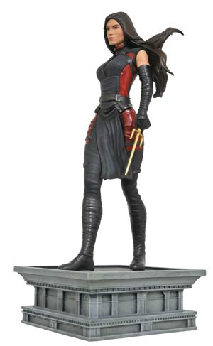 Marvel Gallery Netflix TV Elektra PVC Figure