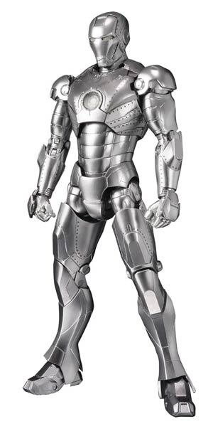 Marvel S.H.Figuarts - Iron Man - Iron Man Mark II & Hall Of Armor Set Action Figure