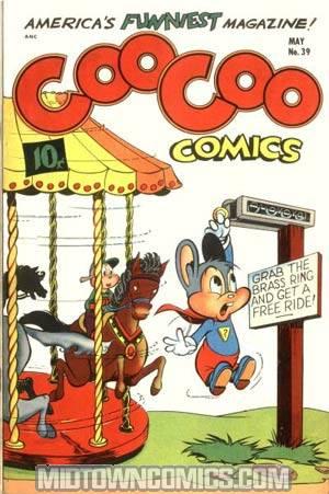 Coo Coo Comics #39