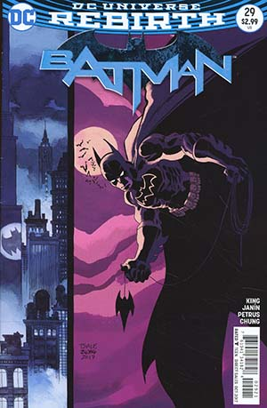 Batman Vol 3 #29 Cover B Variant Tim Sale Cover