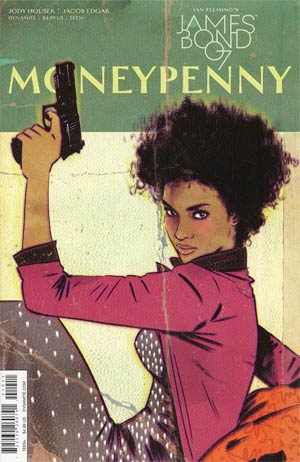 James Bond Moneypenny One Shot