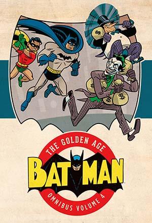 Batman The Golden Age Omnibus Vol 4 HC