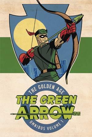 Green Arrow The Golden Age Omnibus Vol 1 HC