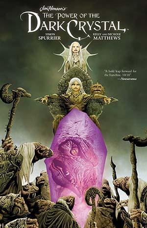 Jim Hensons Power Of The Dark Crystal Vol 1 HC