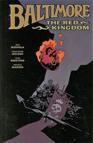 Baltimore Vol 8 The Red Kingdom HC