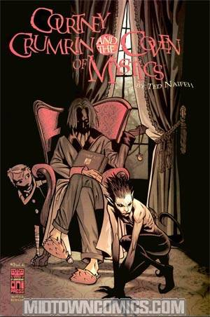 Courtney Crumrin & The Coven Of Mystics #3