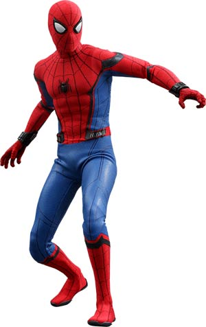 Spider-Man Homecoming Movie Masterpiece 11.5-Inch Action Figure