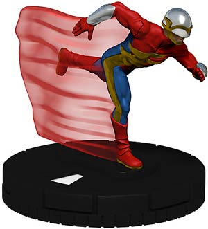 DC HeroClix Earth-2 Worlds Finest #D17-003 The Flash Mini Figure With Card