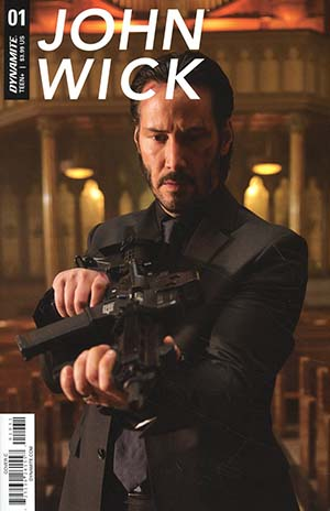 John Wick #1 Cover C Variant Photo Cover