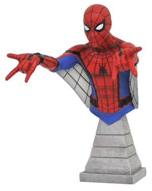 Marvel Spider-Man Homecoming Web Glider Spider-Man Bust