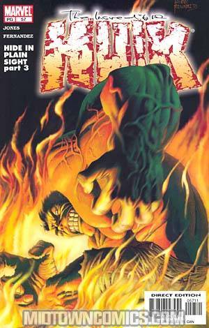 Incredible Hulk Vol 2 #57