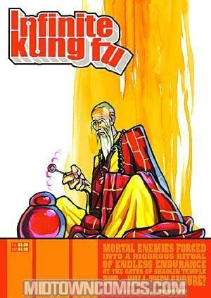 Infinite Kung Fu #5