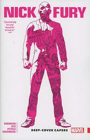 Nick Fury Deep-Cover Capers TP