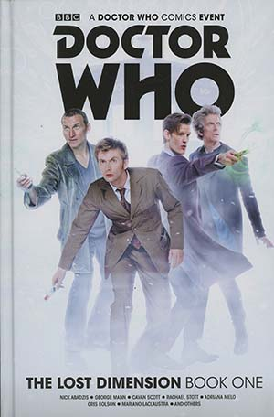 Doctor Who Lost Dimension Vol 1 HC