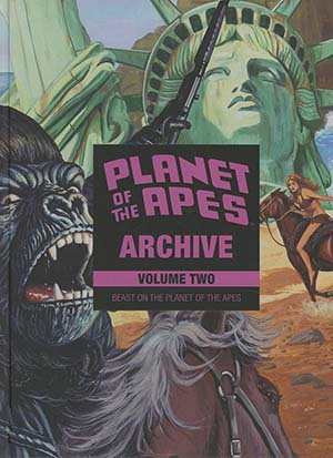 Planet Of The Apes Archive Vol 2 Beast On The Planet Of The Apes HC