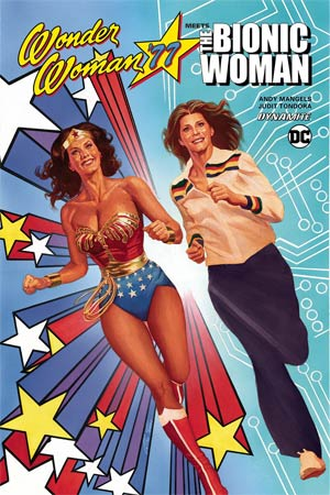 Wonder Woman 77 Meets The Bionic Woman TP