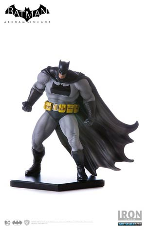 Batman Arkham Knight Art Scale 1/10 - DLC Series Batman Dark Knight Statue