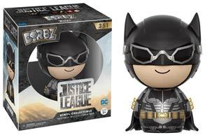 Dorbz 351 Justice League Movie Batman Tactical Vinyl Figure