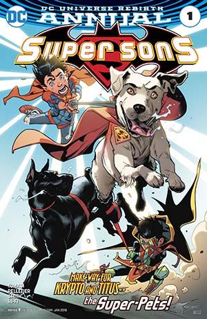 Super Sons Annual #1