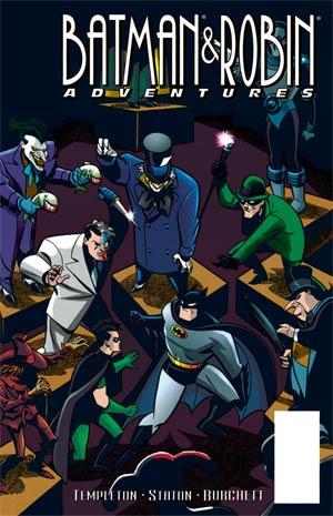 Batman And Robin Adventures Vol 2 TP