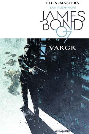 James Bond Vol 1 VARGR TP