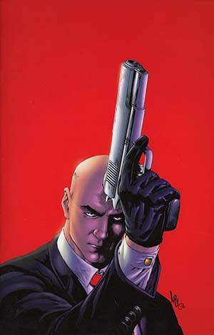 Agent 47 Birth Of The Hitman #2 Cover D Incentive Jonathan Lau Virgin Cover