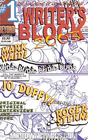 Writers Block 2003 #1