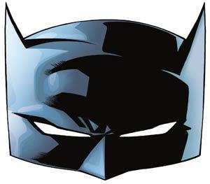 Batman Day 2017 Paper Mask - Batman By Andy Kubert