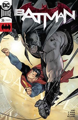 Batman Vol 3 #36 Cover A Regular Clay Mann Cover