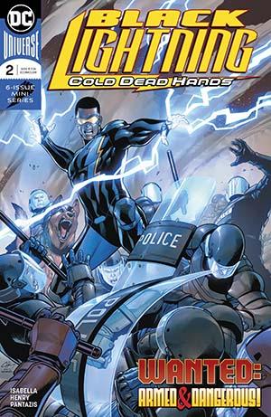 Black Lightning Cold Dead Hands #2