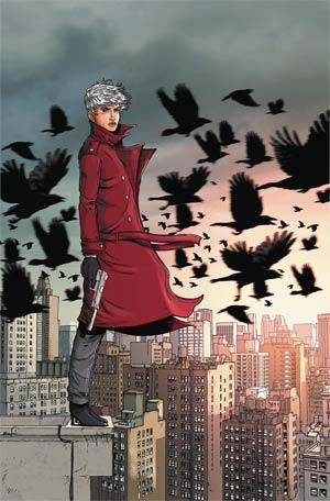 Wild Storm #10 Cover A Regular Jon Davis-Hunt Cover