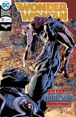 Wonder Woman Vol 5 #37 Cover A Regular Bryan Hitch Cover