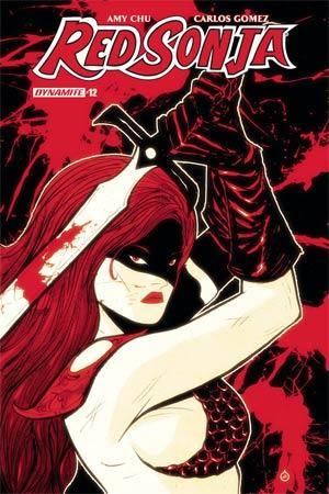 Red Sonja Vol 7 #12 Cover B Variant Juan Doe Cover