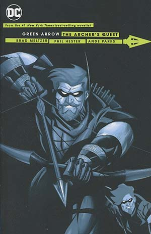 Green Arrow The Archers Quest TP New Edition