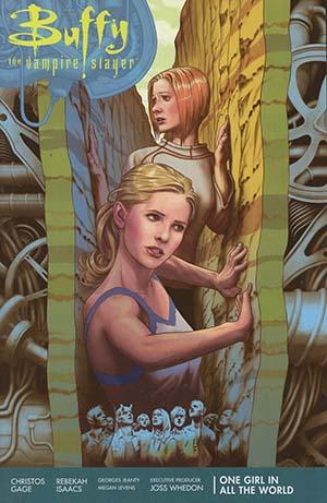 Buffy The Vampire Slayer Season 11 Vol 2 One Girl In All The World TP