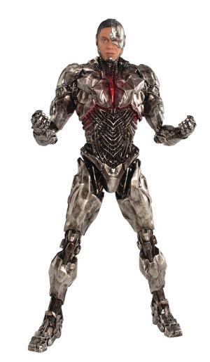 Justice League Movie Cyborg ARTFX Plus Statue