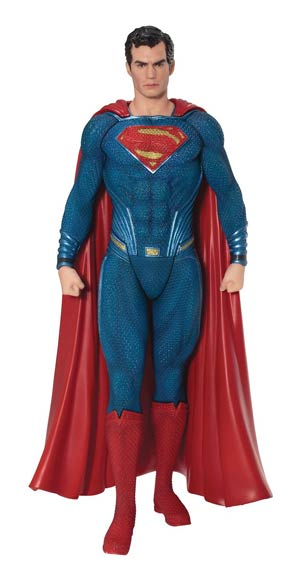 Justice League Movie Superman ARTFX Plus Statue